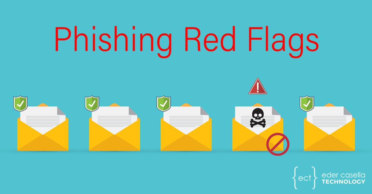 Eder Casella Phishing Red Flags