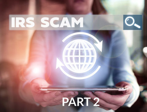 Tax Scams – Part 2