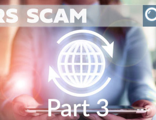 Tax Scams – Part 3